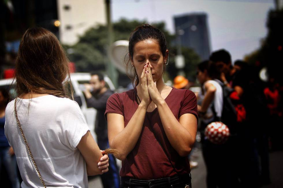 ¿Cómo enfrentar el miedo a los sismos?