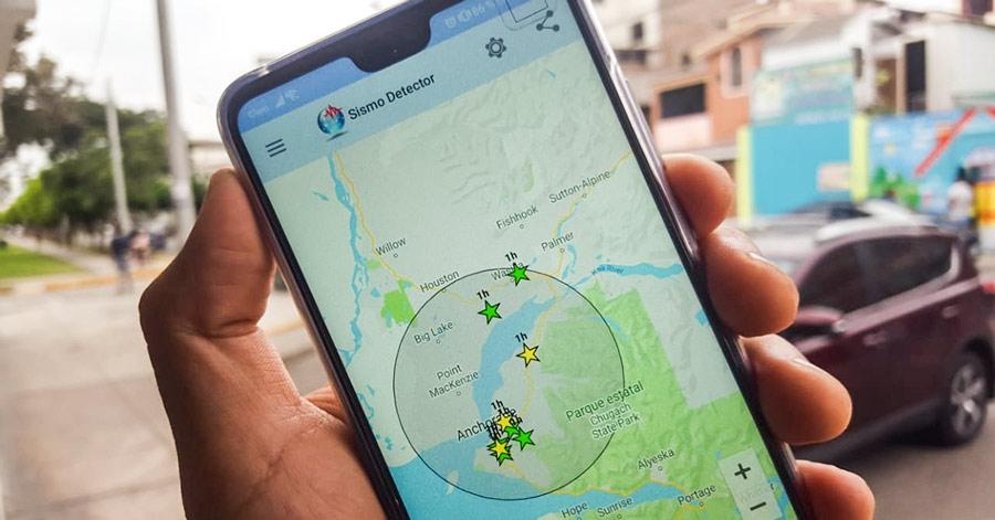 5 Apps para estar alertar ante sismo