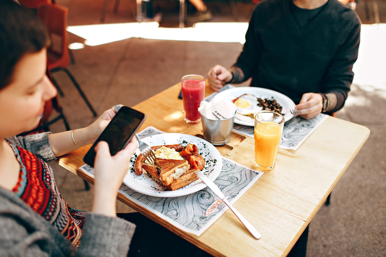 Google Maps: Sugerencias gastronómicas