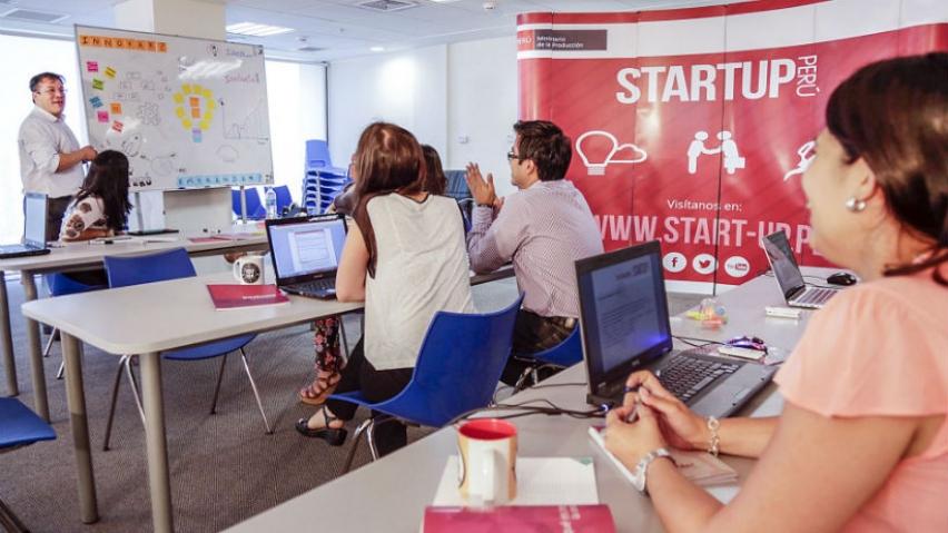 Startup Perú 7G: Compiten 905 emprendedores