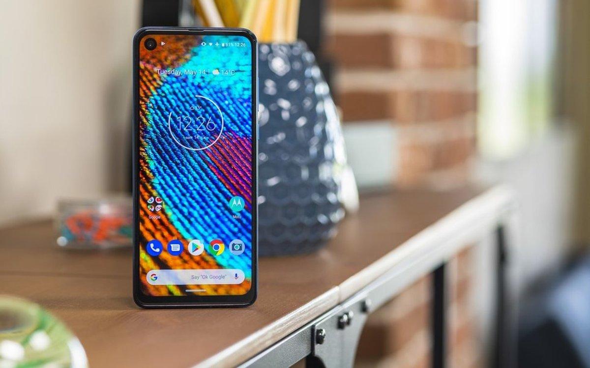 Conoce el nuevo smartphone de Motorola