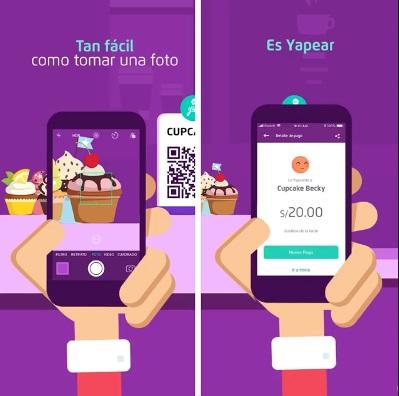 """App """"Yape"""" llegó al millón de usuarios"""