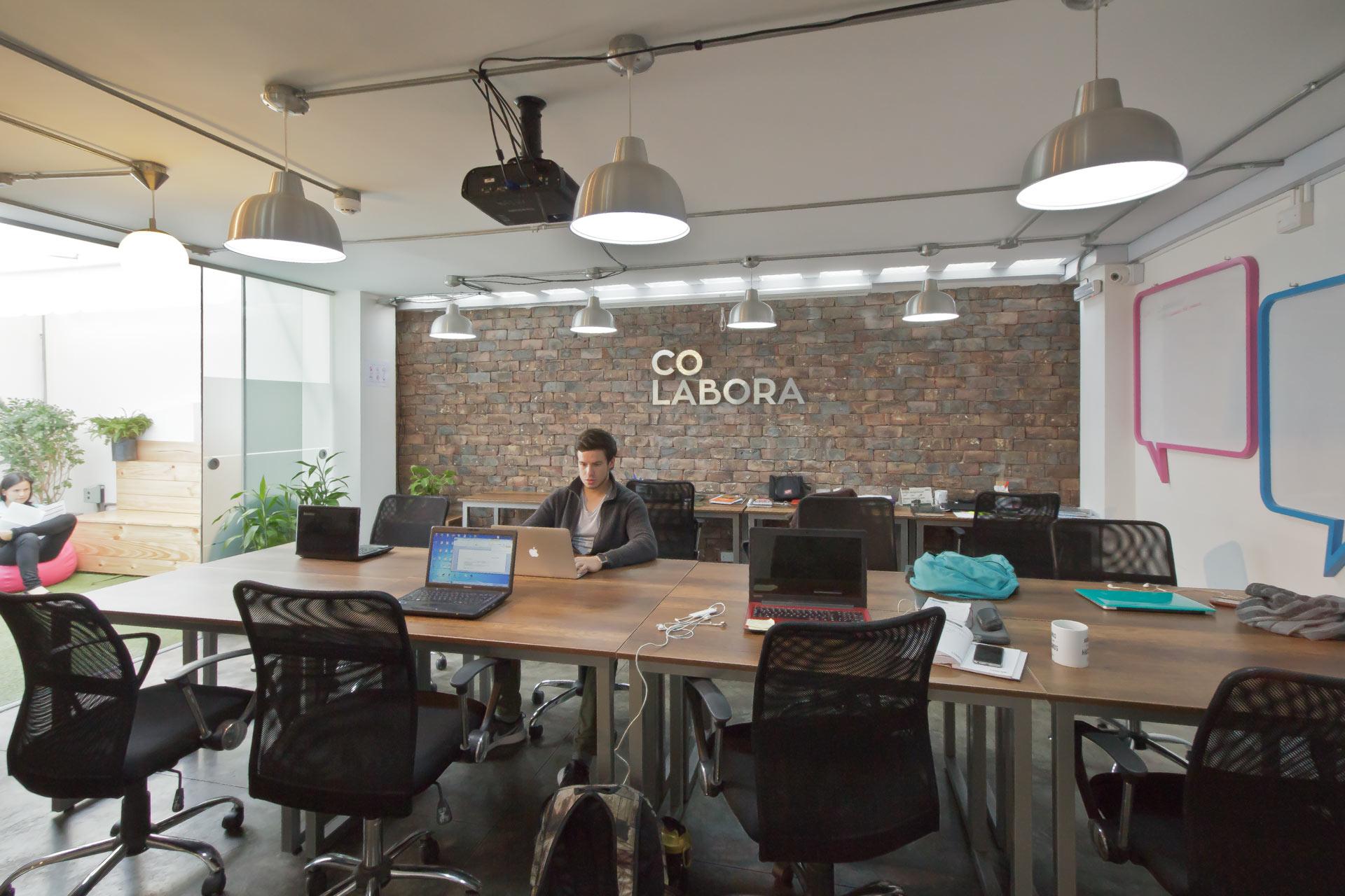 Coworking: Espacios para emprendedores