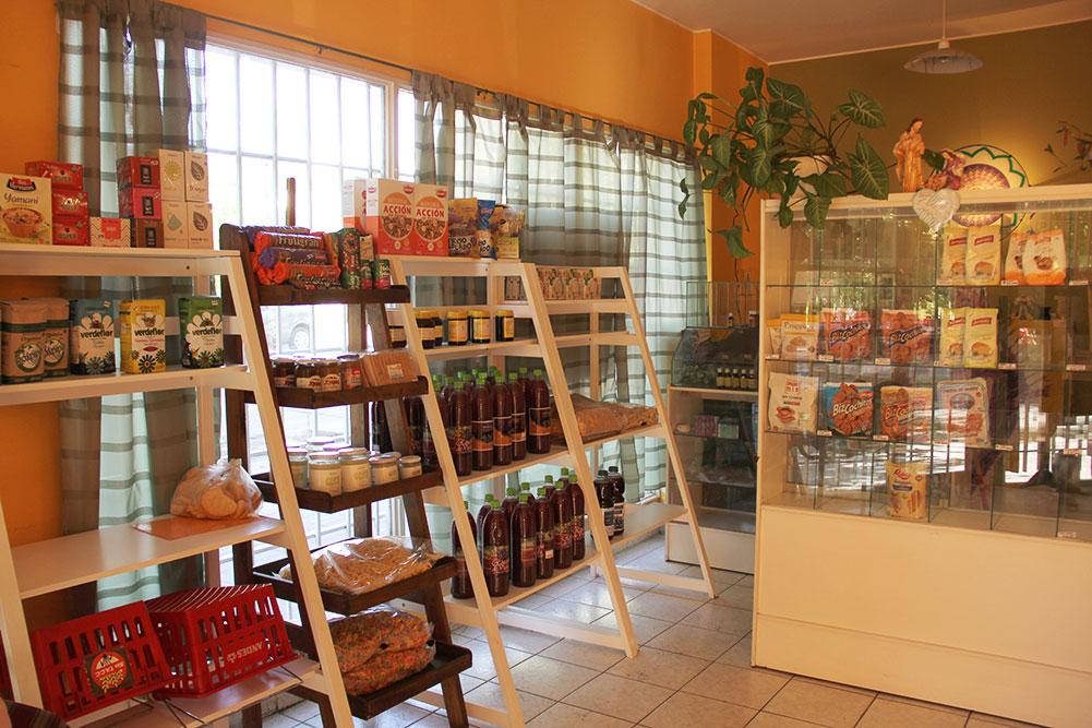 Cómo invertir en una tienda de productos naturales