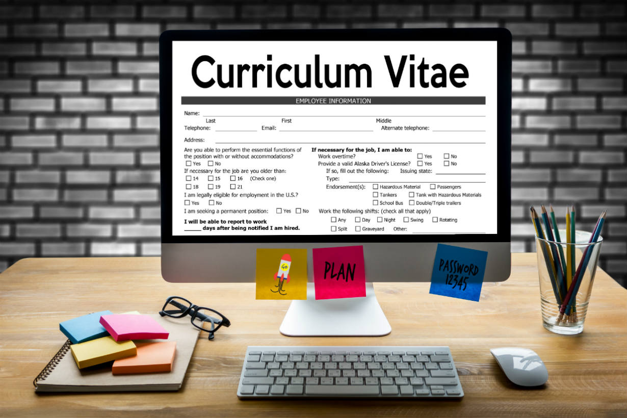 Claves para crear un currículum creativo