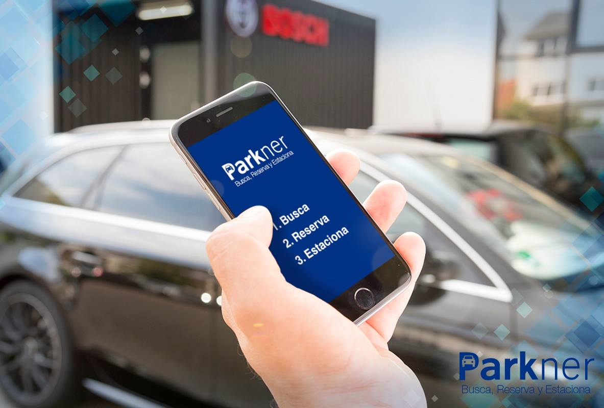App para alquilar estacionamiento vehicular