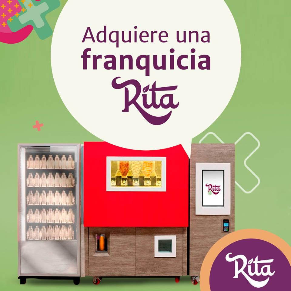 Rita: La primera juguería inteligente del mundo