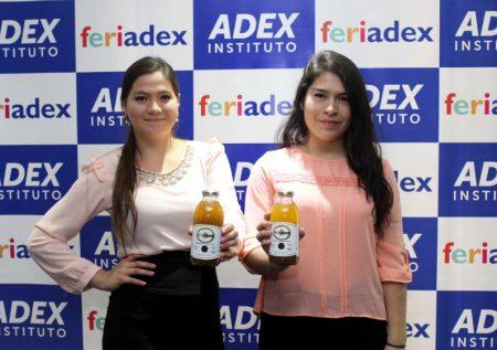 Jóvenes innovadores presentan Feriadex