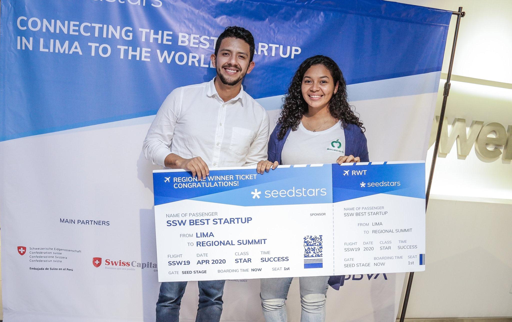 Seedstars elige la mejor startup de Perú