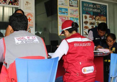 Supervisan restaurantes por Fiestas Patrias