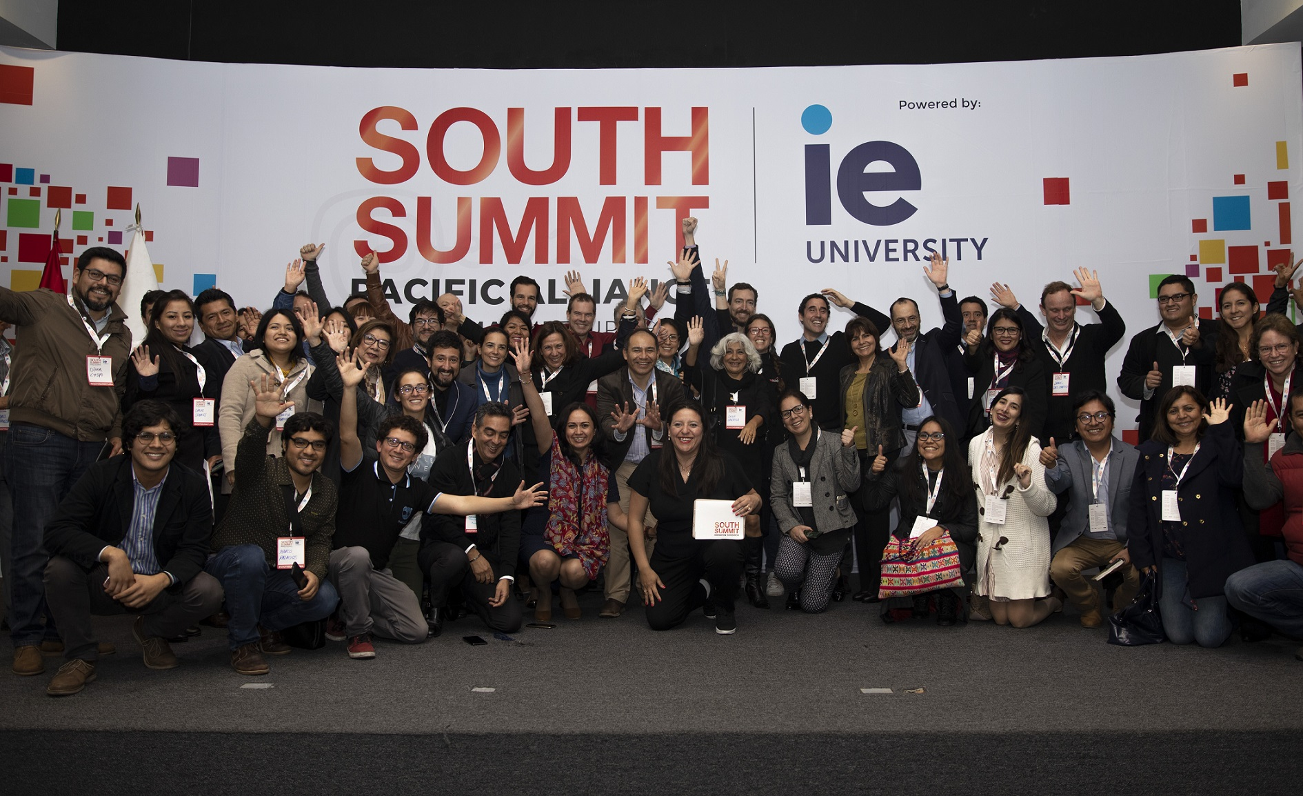 3 Startups ganan el Meetup South Lima