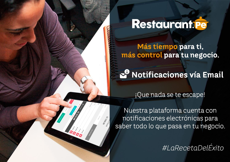 Plataforma optimiza procesos de restaurantes