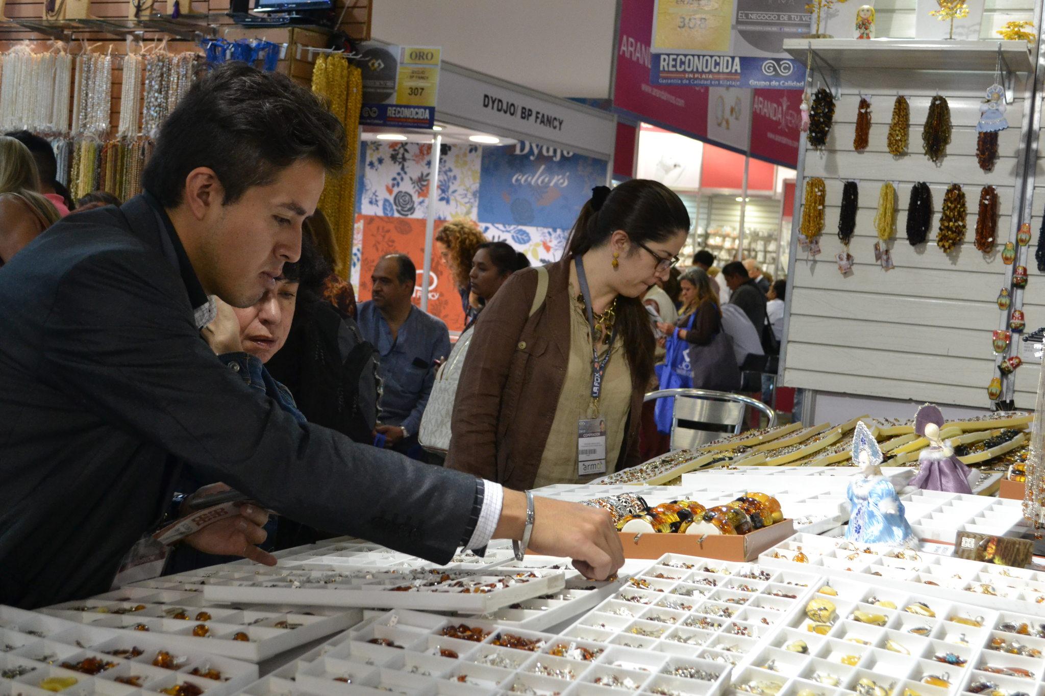 Crecen exportaciones de joyería peruana