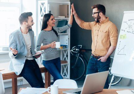 Tips para mantenerte motivado en el trabajo