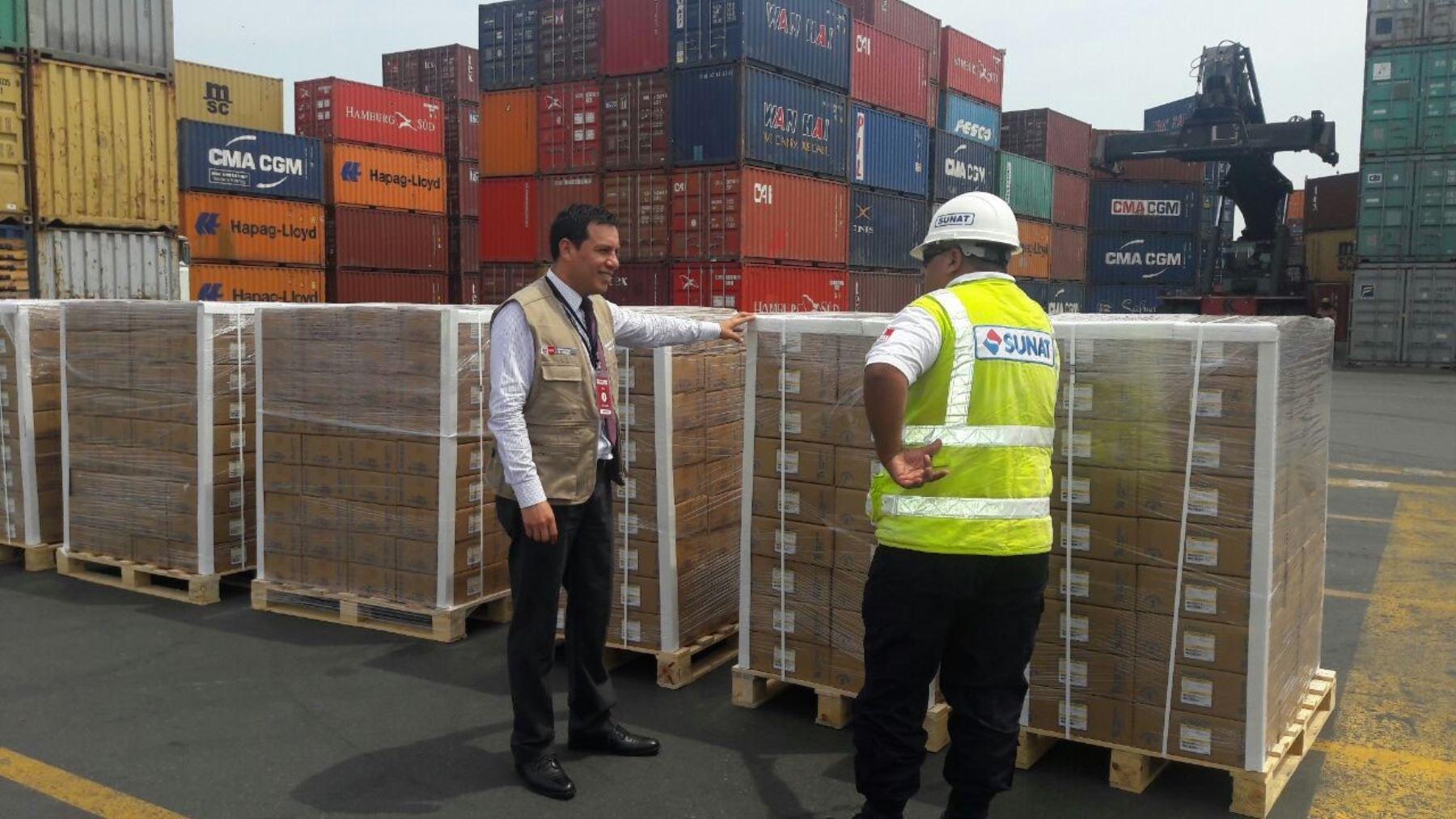 Sunat: Bajarán costos de importaciones
