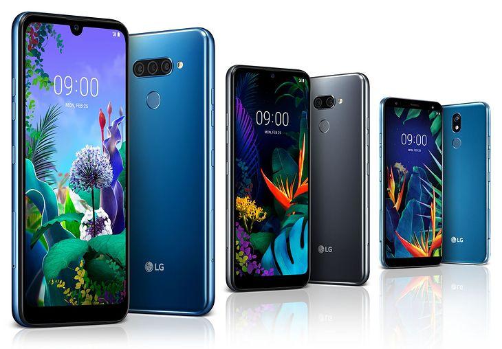 Conoce cuáles son los nuevos celulares LG