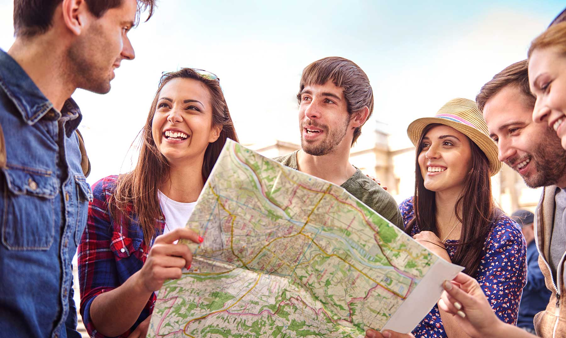 Viaje en grupo: 7 Apps imprescindibles