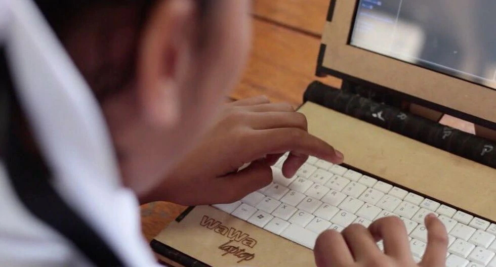 Wawa: Primera laptop peruana ecológica