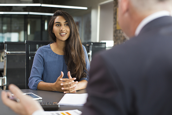 ¿Cómo afrontar una entrevista sin miedo?