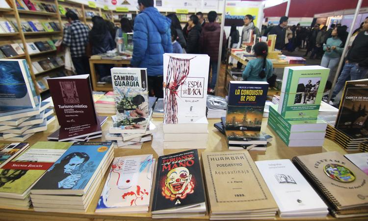Libros: Prorrogan exoneración del IGV