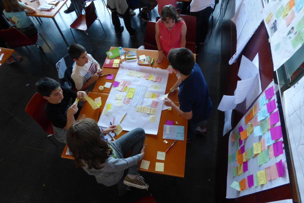 Cómo aplicar Design Thinking en educación