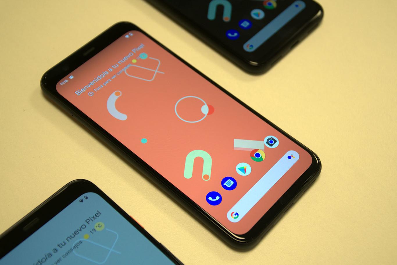 Google: Conoce sus últimos smartphones