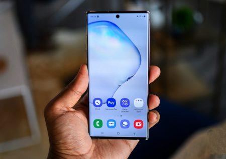 ¿Por qué elegir un Galaxy Note 10+?