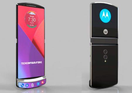 Motorola lanzará su primer móvil plegable