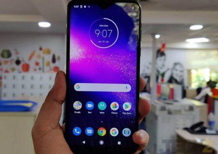 Conoce el último smartphone de Motorola