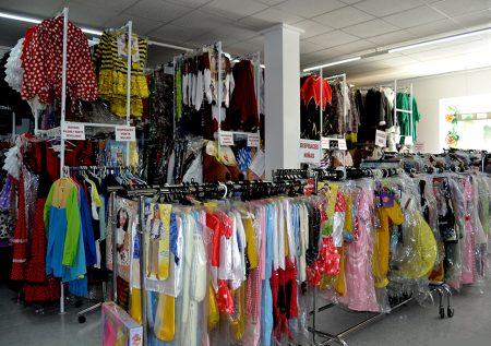 Negocio: Cómo iniciar tienda de disfraces