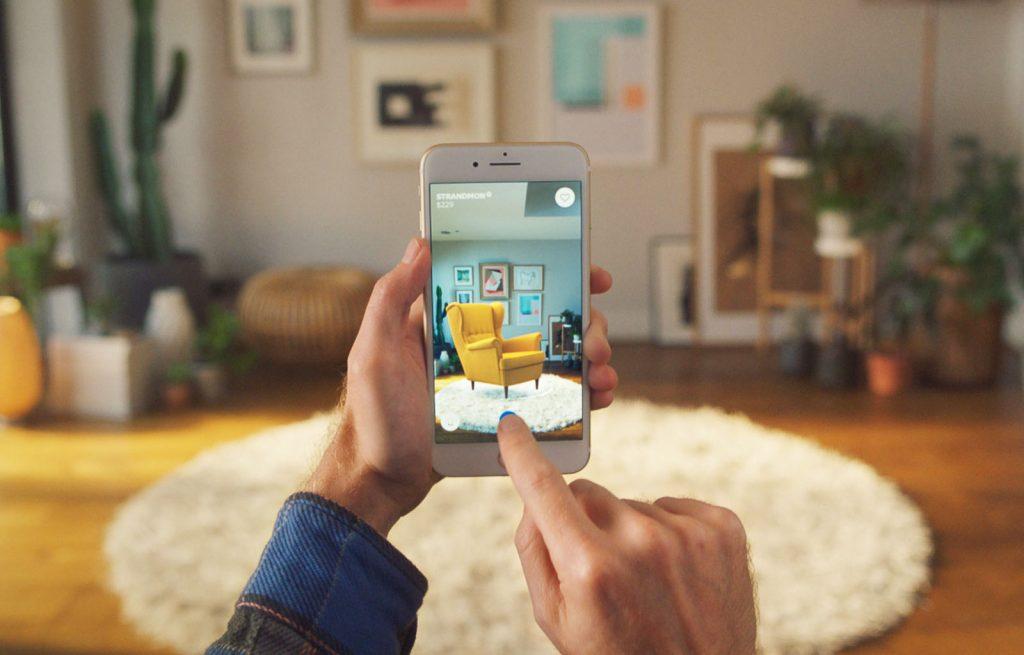 Beneficios de apps con realidad aumentada