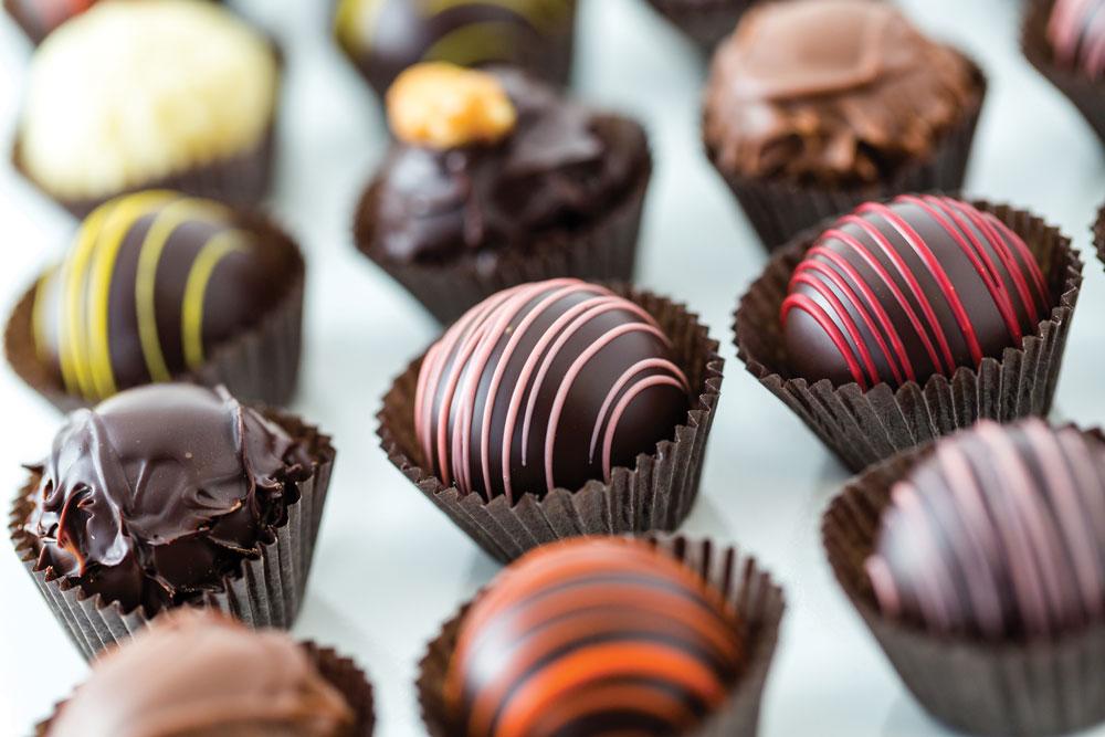 Gana dinero con chocolates artesanales