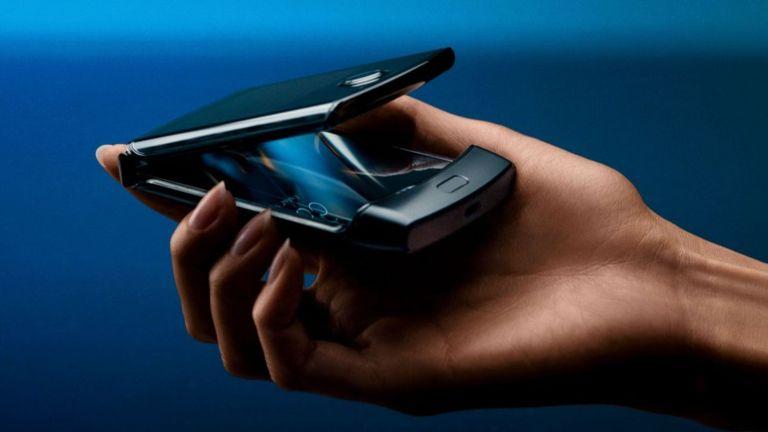 Conoce el nuevo Motorola Razr plegable