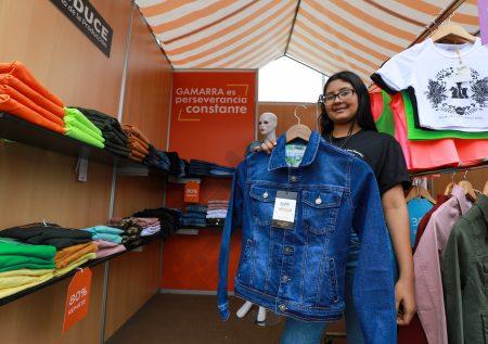 Gamarra Outlet vendió más de lo esperado