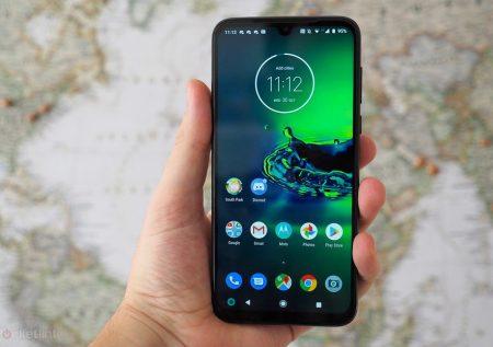 Smartphone: Conoce más del Moto G8 Plus