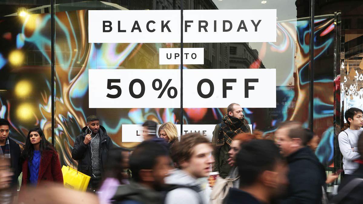 Black Friday: Productos libres de impuestos