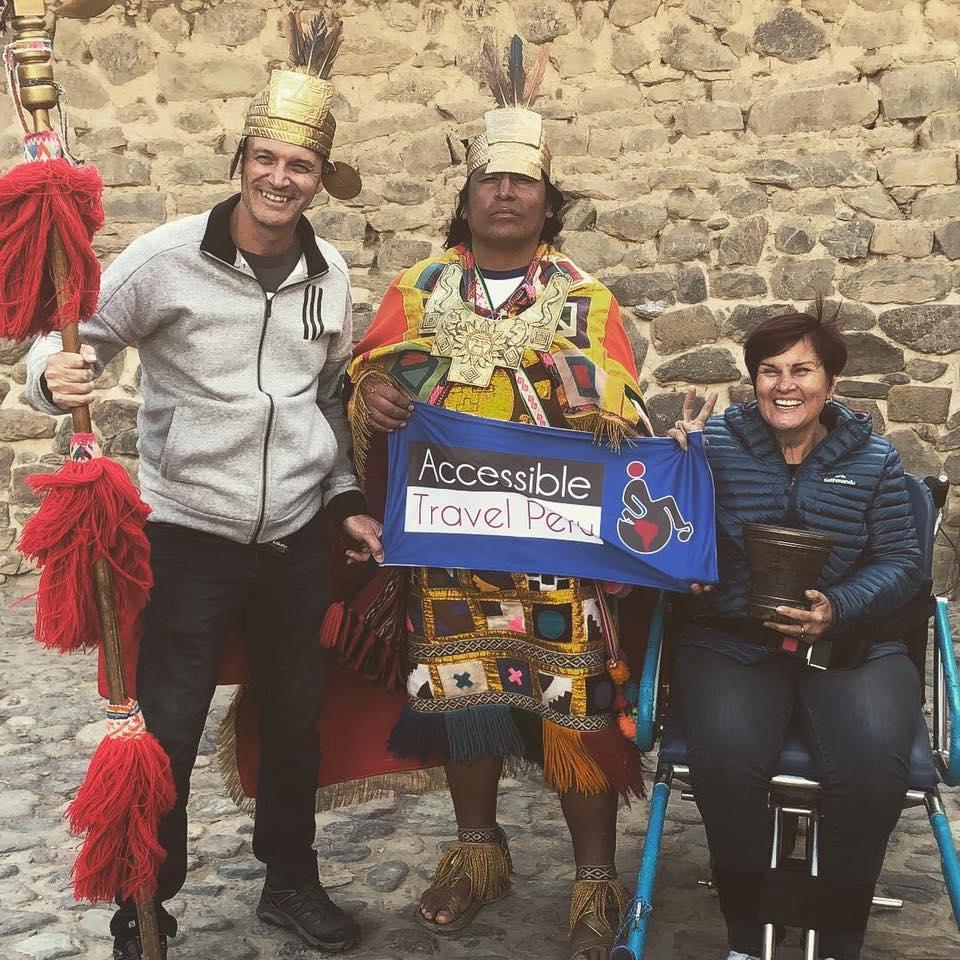 Conoce agencia de turismo inclusiva
