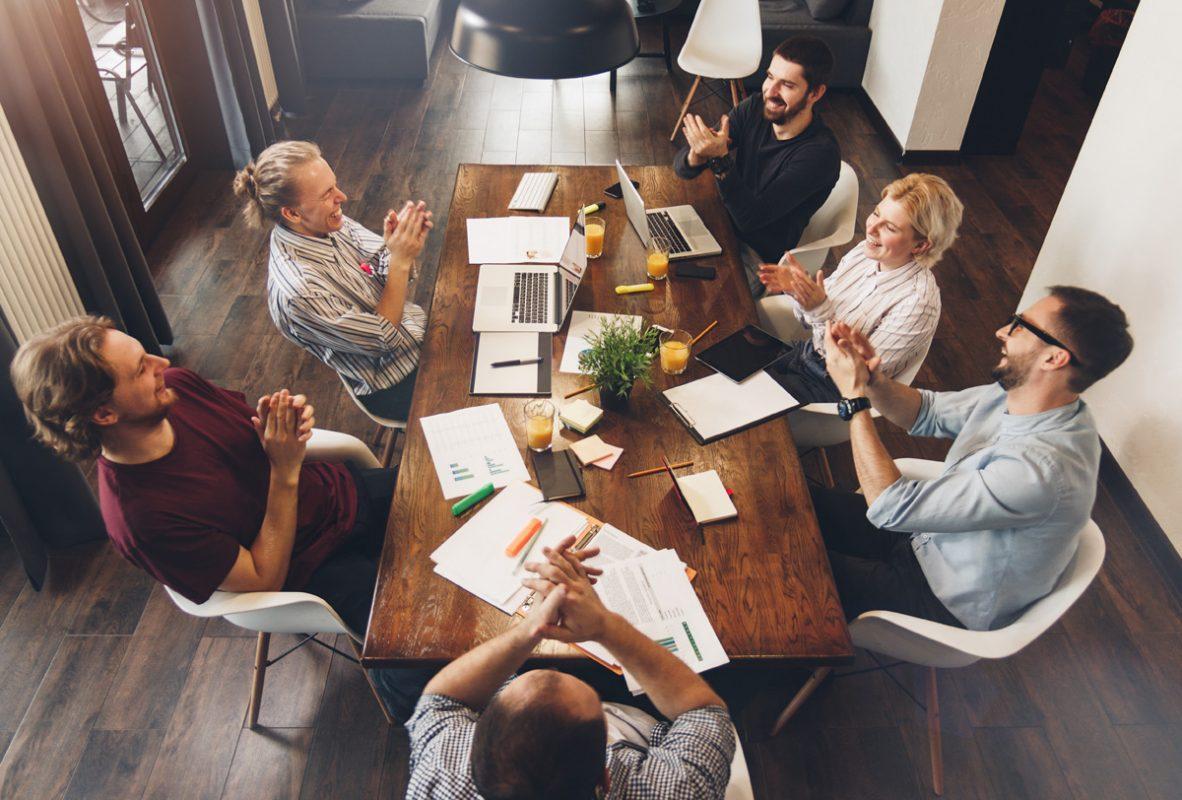 Cómo lograr un equipo de trabajo exitoso