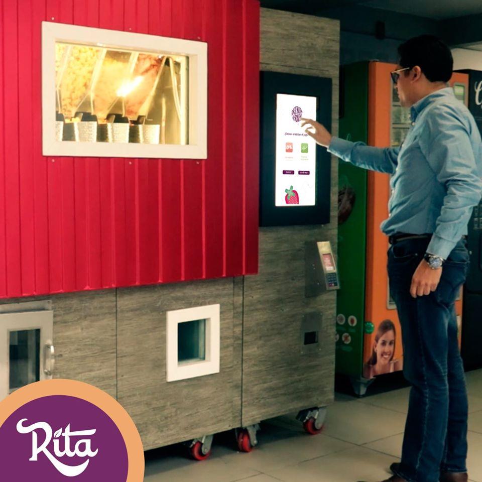 Rita: La primera juguería innovadora