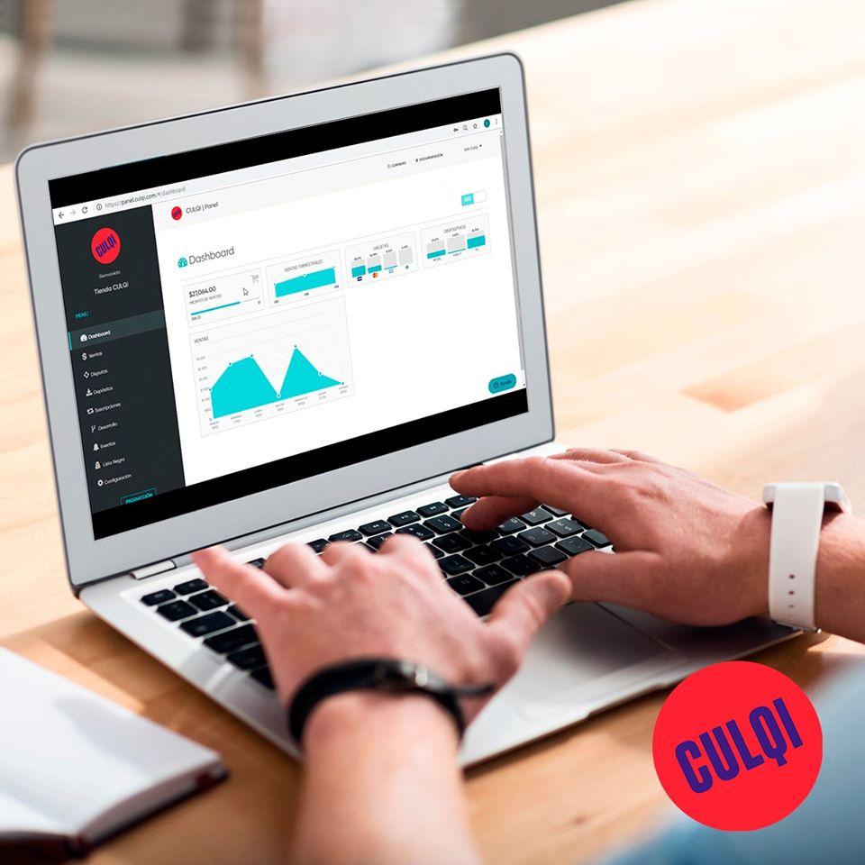Negocio: Plataforma para pagos en línea