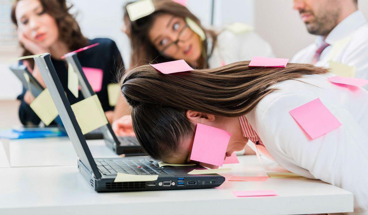 8 Tips para controlar el estrés laboral