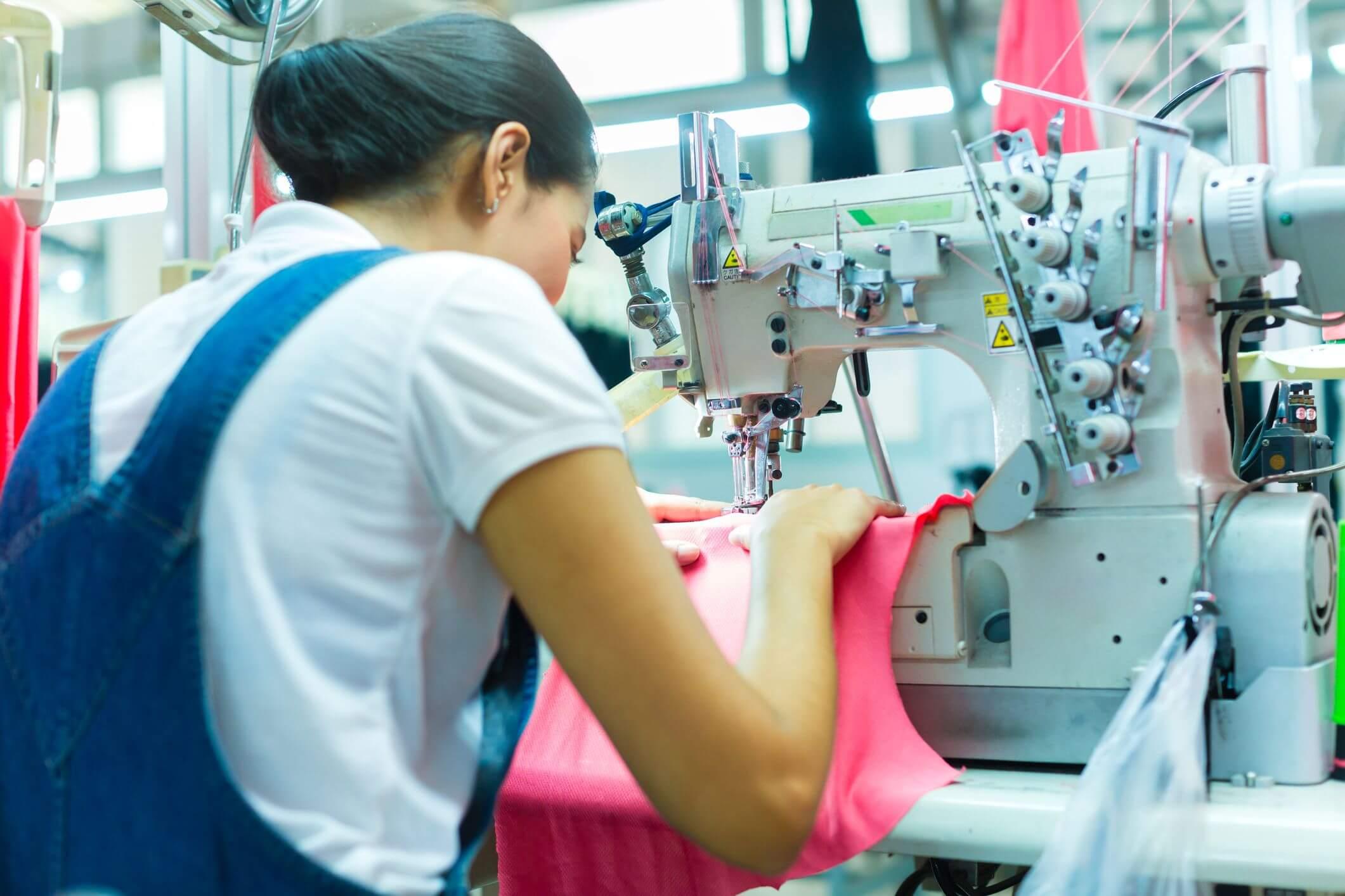 Se recuperan las exportaciones de ropa