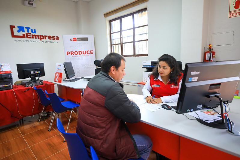 Produce apoyará digitalización de mypes