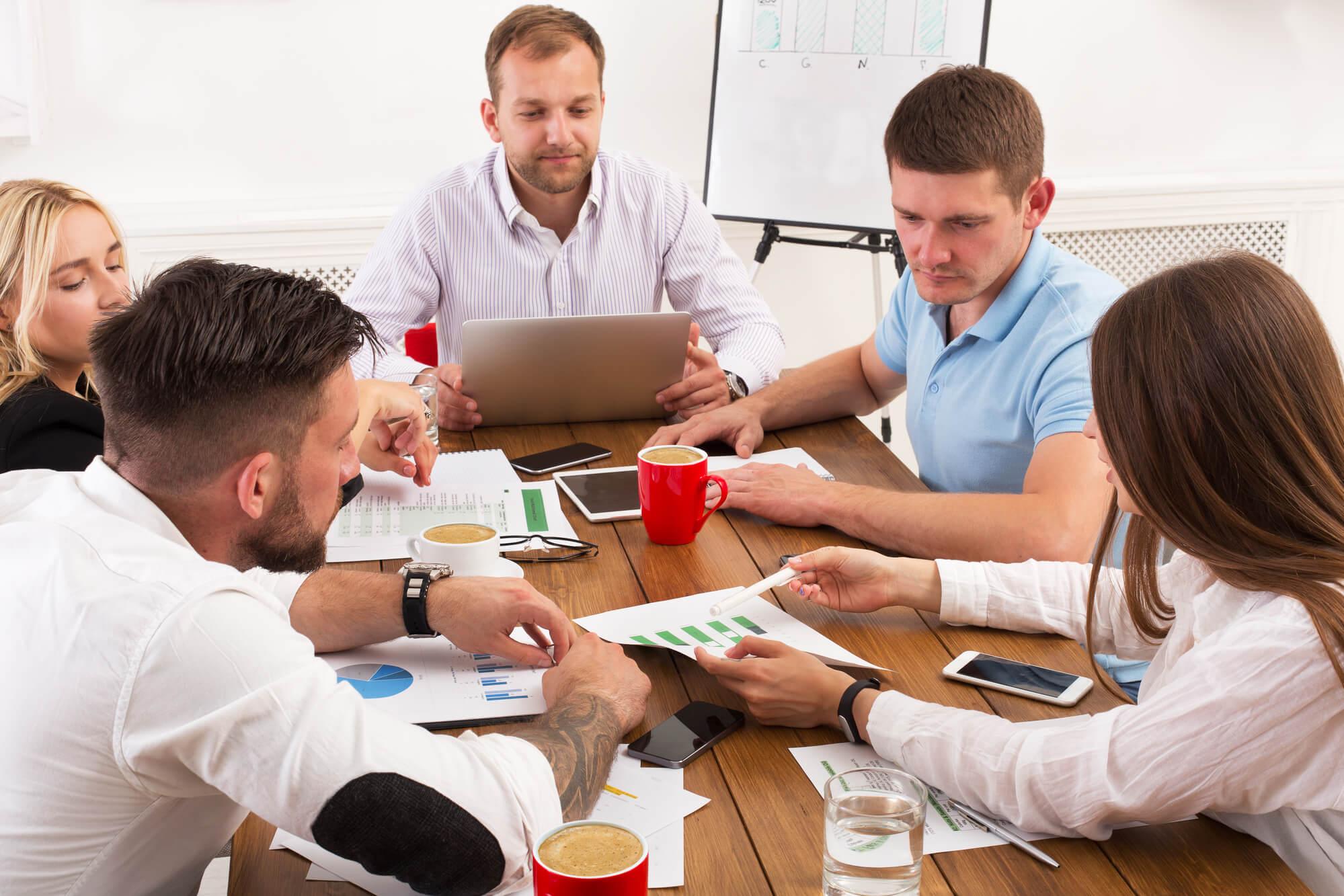 Trabajo en equipo: ¿Cómo lograr el éxito?