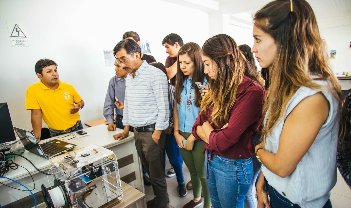 Innovación: ¿Qué es un Fab Lab?