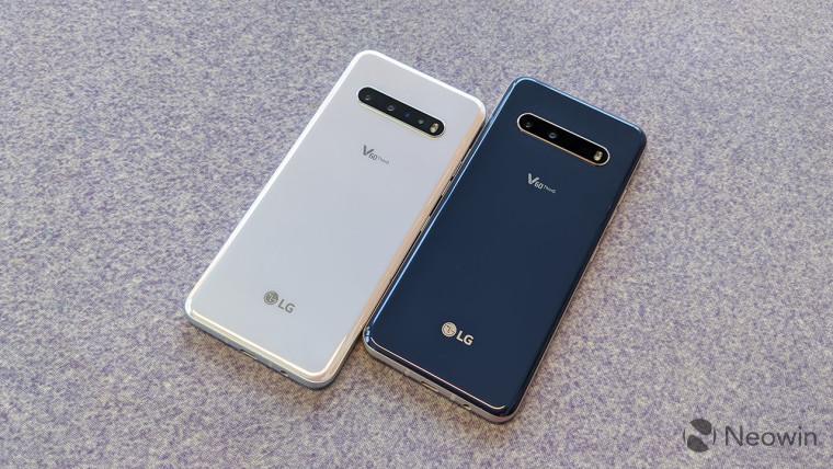 Conoce el nuevo LG V60 doble pantalla
