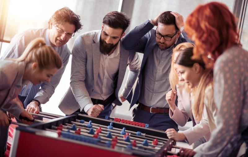 ¿Conviene tener amigos en el trabajo?