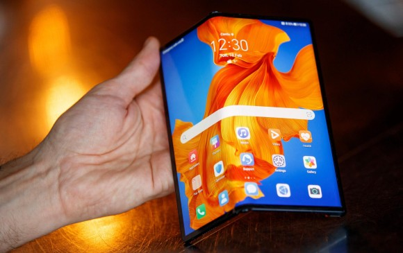 Huawei: Conoce último celular plegable