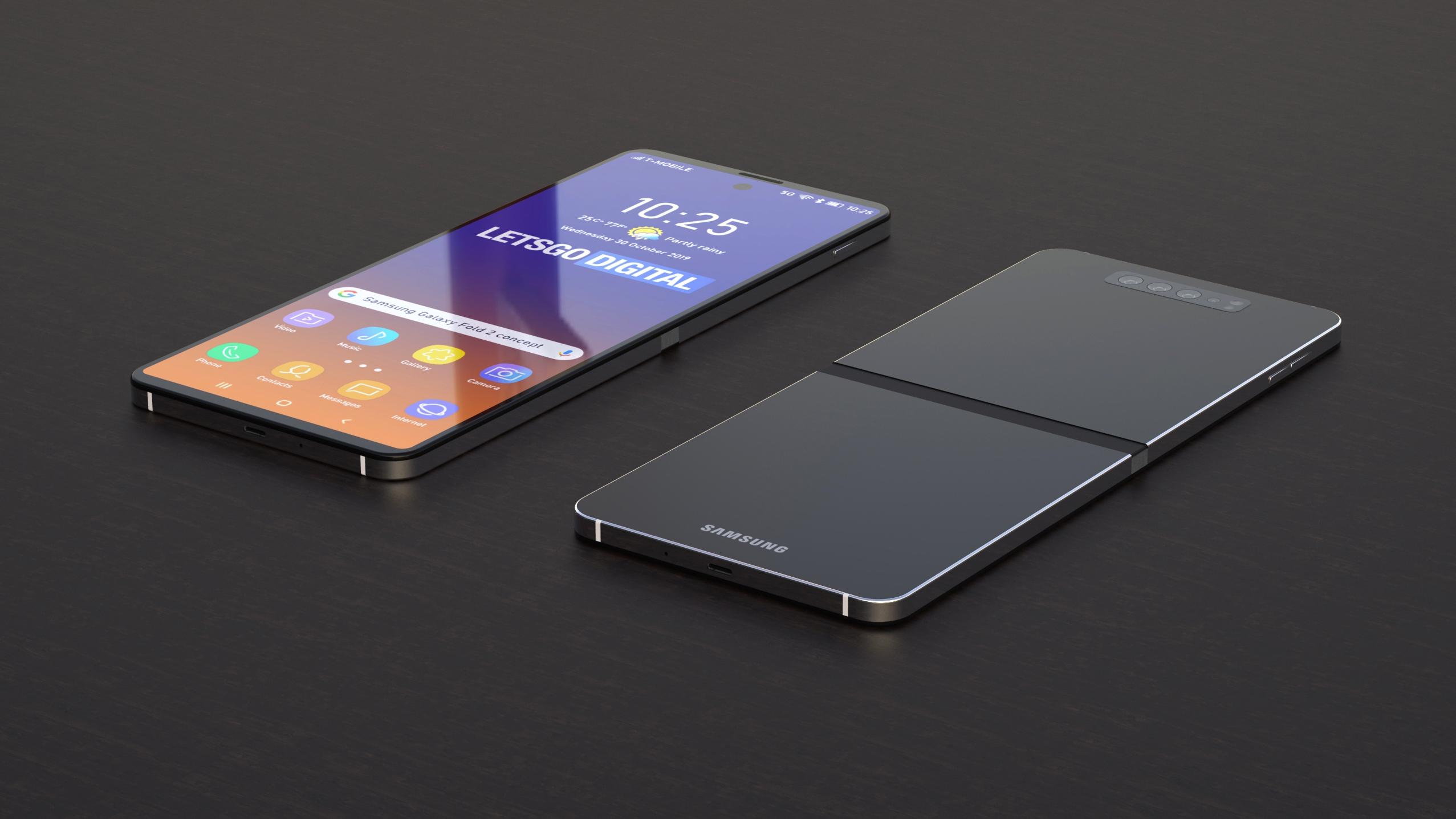 Características del próximo Galaxy Z Flip