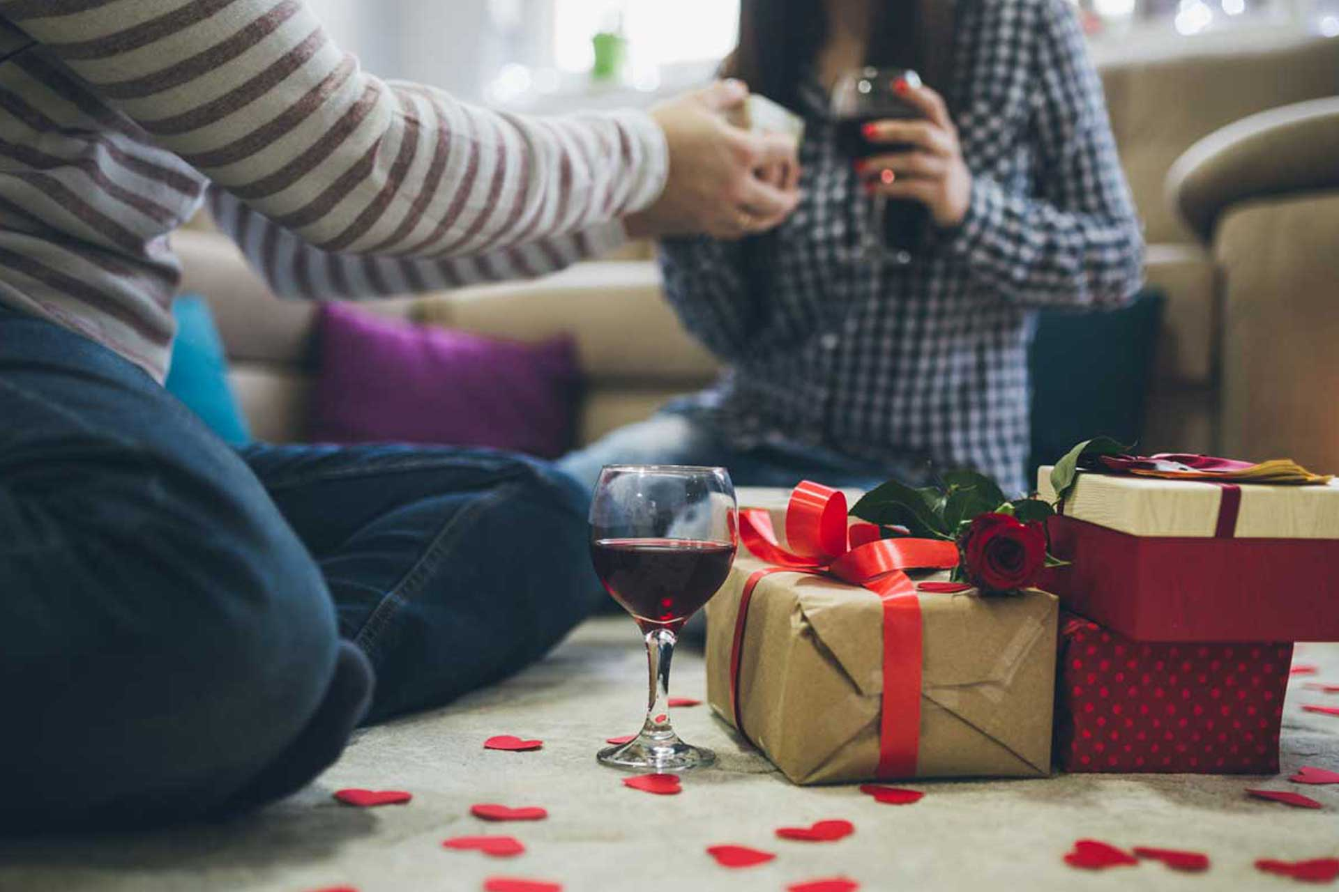 San Valentín: Celebra con poco dinero